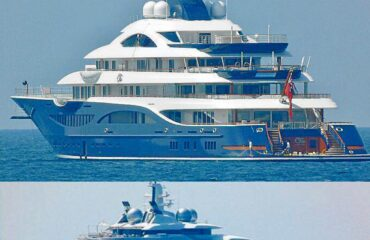 Two megayachts in Palma