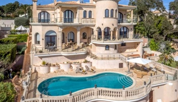 Palma de Mallorca,4 Bedrooms Bedrooms,5 BathroomsBathrooms,Villa,1042